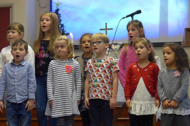 Our sneak preview of the Junior Church song