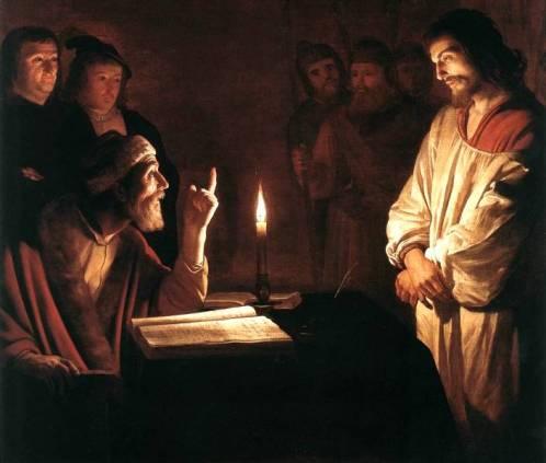 jesus & caiaphas