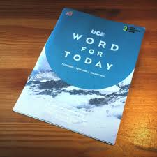 word for today book