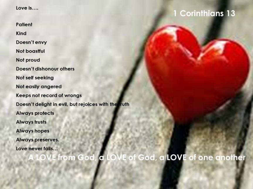 Agape Love 2